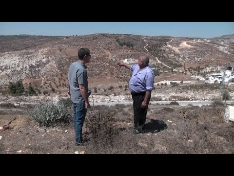 Israeli settlers make last stand on a West Bank hill