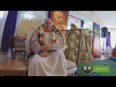 Бхагавад Гита 12.18-19 - Чайтанья Чандра Чаран прабху