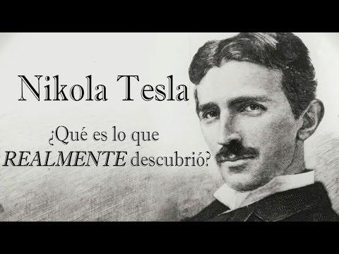 Nikola Tesla 191 Qu 233 Es Lo Que Realmente Descubri 243 Youtube
