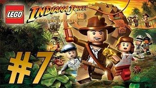 LEGO: Indiana Jones (Original Adventures) Shanghai Showdown - Part 7 Walkthrough