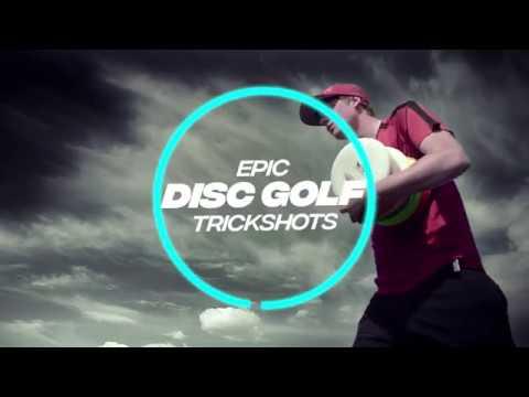 Epic Disc Golf Trick Shots with Simon Lizotte 2018 (Teaser 1)