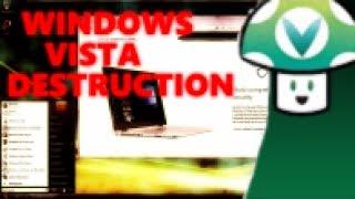 [Vinesauce] Joel - Windows Vista Destruction FULL STREAM (Part 1)