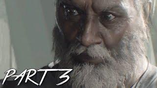 RESIDENT EVIL 7 END OF ZOE Walkthrough Gameplay Part 3 - Swamp Man (RE7 DLC)