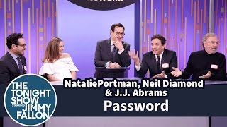 password with natalie portman neil diamond and jj abrams