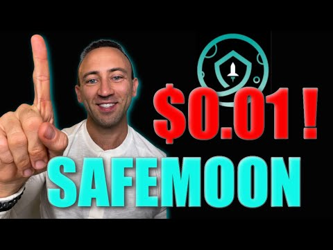 SafeMoon to $0.01 !? Price Prediction!