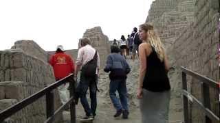 Update 3: Pre-Inca museum Miraflores, Lima