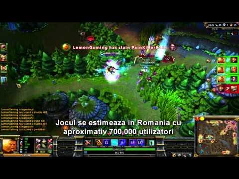 10 Cele mai jucate jocuri din Romania ( dupa numarul de utilizatori )