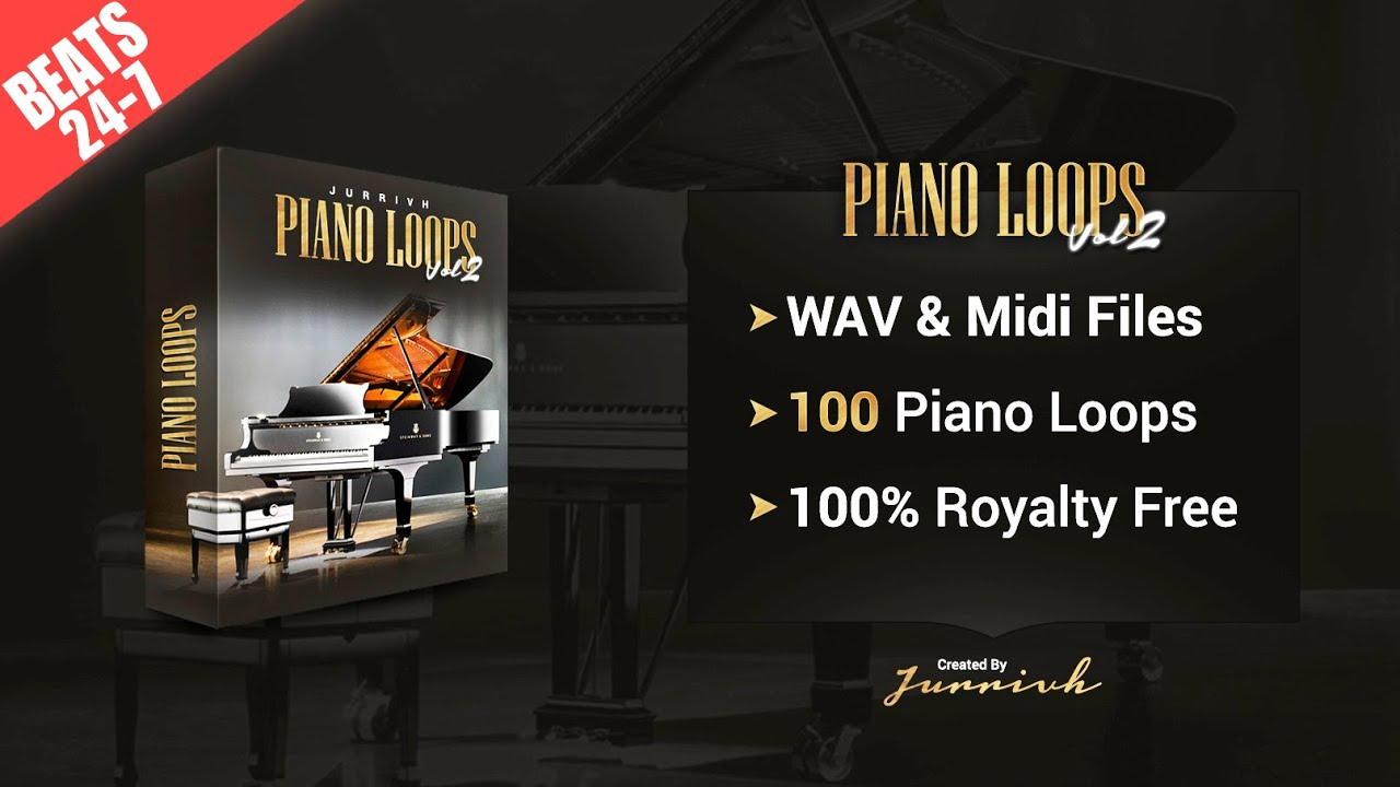 Piano MIDI & Loop Kit Soundbank