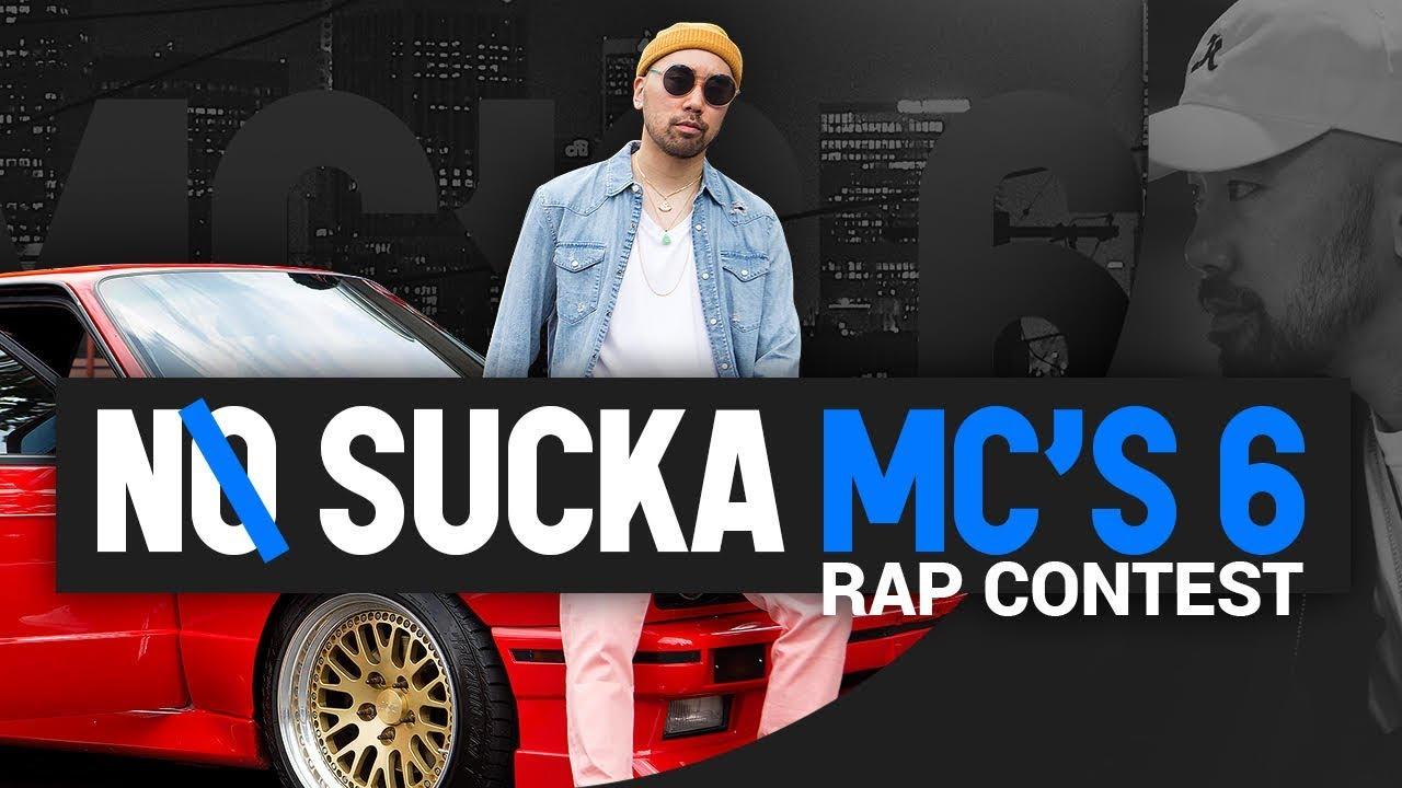 2018 NO SUCKA MC'S 6 RAP CONTEST - Rules & Prizes #NSMC6