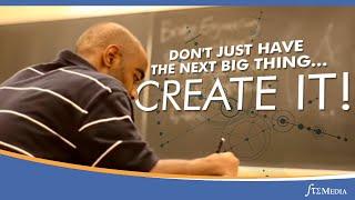 لا يكون الشيء الكبير المقبل...خلق! (الهندسة البقاء معها) *أول فيديو'' - STEMedia