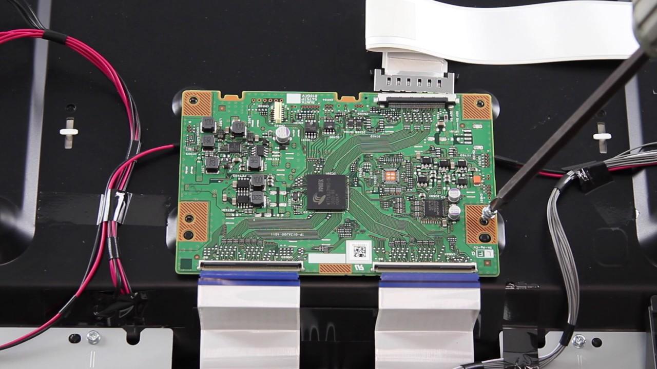 Sony 60 U0026quot  Led Tv - Model Kdl-60w610b Repair Help