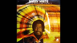 Watch Barry White Im Qualified To Satisfy You video
