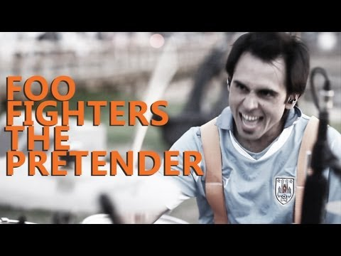 """The Pretender Drum Cover - Foo Fighters - Fede Rabaquino """"Outdoor Series"""""""