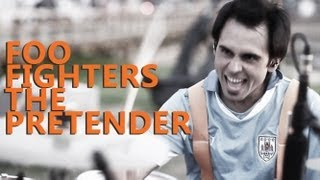 "The Pretender Drum Cover - Foo Fighters - Fede Rabaquino ""Outdoor Series"""