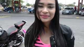 Marianny Garcia Saludando @CircuitoPower / Venezuela