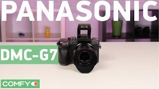 Panasonic DMC-G7 - беззеркальная фотокамера с возможностью записи 4К-роликов - Видеодемонстрация