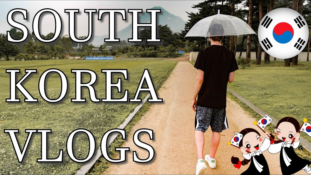 SOUTH KOREA VLOGS