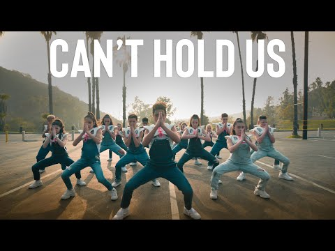 CAN'T HOLD US | LilBeasts Dance Choreography By WilldaBEAST & Janelle Ginestra