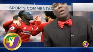 TVJ Sports Commentary: EPL Liverpool FC - May 6 2019