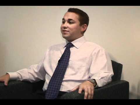 Tandy Center - Petroleum Land Management Student Testimonial