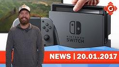 Nintendo Switch: Abwärtskompatibilität & Streaming? Rise of the Tomb Raider gratis spielen | GW-NEWS