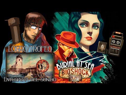 "Bioshock Infinite | Logro/Trofeo DLC | ""Entusiasta del sonido"""