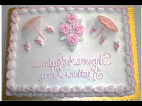 Cool Bridal shower cake sayings ideas - YouTube