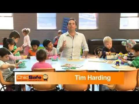 ChildSafe with Tim Harding from Hi-5   (1min version)
