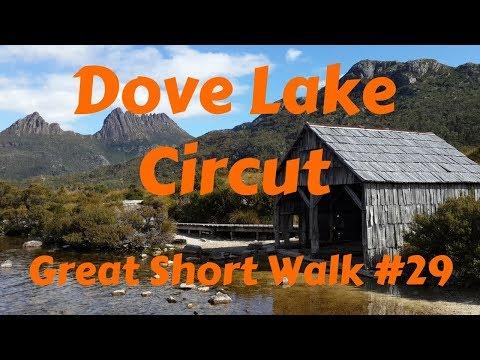 Dove Lake Circut, Cradle Mountain ( Great Short Walk #29 )