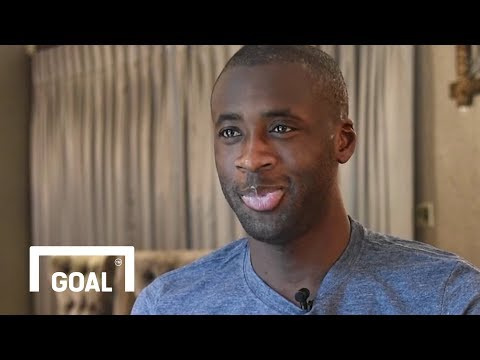 Yaya Toure on who is Africa's greatest of all time!