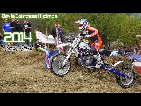 Devils Staircase AMA Pro Hillclimbs 2014