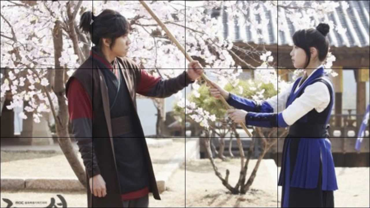 Download The Love Story of Kang Chi - Theme Song : Lee Sang Gon (My Love Is Hurt) Gu Family Book OST