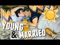Young & Married Morning Routine 2017!
