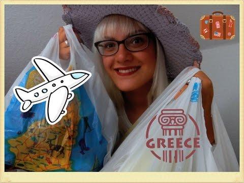 Покупки из Греции (Родос)