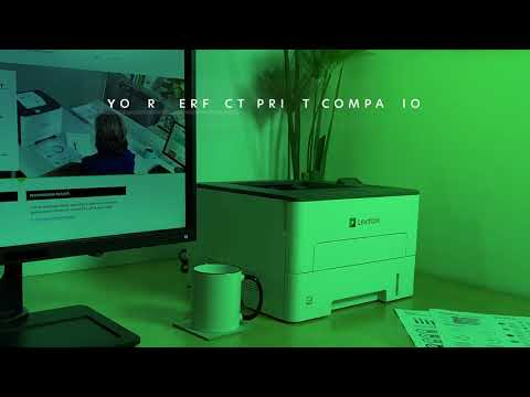 Lexmark  B2236dw Desktop Mono Laser Printer