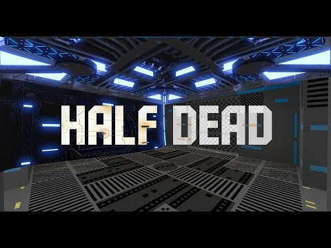 Minecraft map: HALF DEAD IN MINECRAFT! (1.8.x)