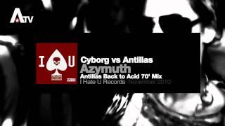 Cyborg Vs Antillas - Azymuth (Antillas Back To Acid 70s Mix)