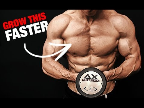 how to get a bigger wider chest