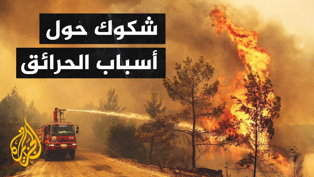 تركيا.. فتح تحقيقات شاملة في أسباب حرائق الغابات  - نشر قبل 3 ساعة