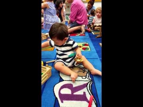 Musical Instruments Day at the Library