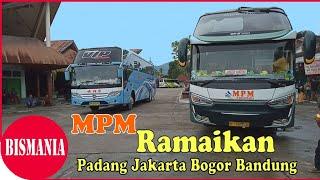 Bismania - MPM Armada Baru Padang Jakarta Bandung
