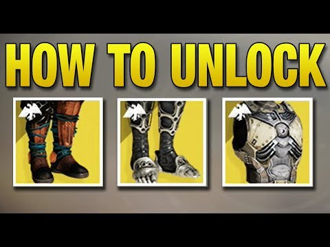 Season of Dawn New Class Exotic Armor How to Unlock! (Destiny 2)