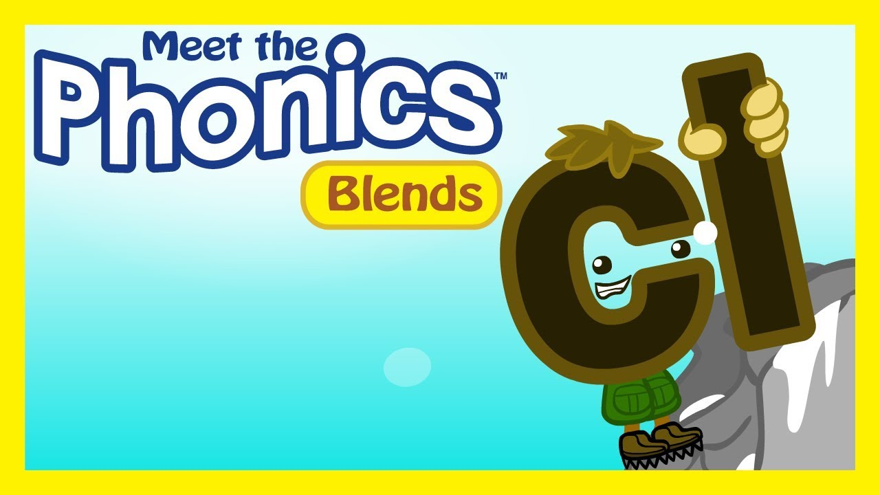 Meet the Phonics Blends -
