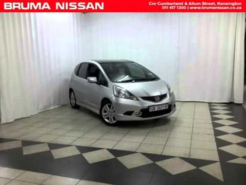 2009 Honda Jazz 15 Ex S Auto For Sale On Auto Trader South Africa