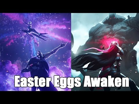 Easter Eggs da Animação Awaken de League of Legends thumbnail