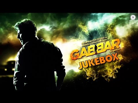 Gabbar Is Back Audio Jukebox | Akshay Kumar & Shruti Haasan