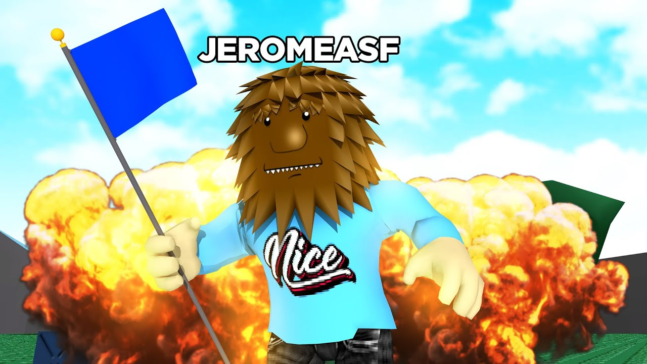 Playing Capture The Flag In Roblox