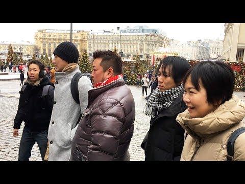 Японцев поразила Россия. Разрыв стереотипов о России