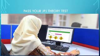 Pass your jpj theory test