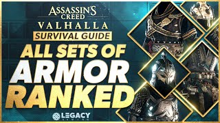Every Armor Set Ranked | Assassin's Creed Valhalla Survival Guide